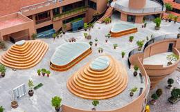 """Mục sở thị """"biệt phủ"""" bằng gốm 150 tỷ tại Hà Nội"""