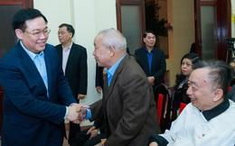 7 Ủy viên Bộ Chính trị được cử tri tín nhiệm giới thiệu ứng cử Quốc hội
