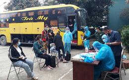 Bắt giữ tài xế và chủ xe khách đưa 53 người Trung Quốc nhập cảnh trái phép vào Việt Nam