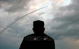 Triều Tiên phóng vật thể chưa xác định ra biển