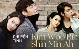 Kim Woo Bin - Shin Min Ah: Từng là kẻ bội bạc và tiểu tam tin đồn, 2 năm biến cố chấn động kết lại bằng chuyện tình diệu kỳ giữa showbiz