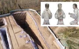 Bí ẩn ngôi mộ cổ chứa hàng nghìn mảnh ngọc bích quý
