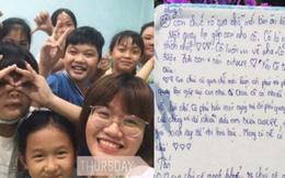 Nghe tin cô giáo phải chuyển công tác, học sinh và phụ huynh làm chuyện hết sức dễ thương để chia tay