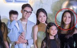 'Bà cả' bị tuyên bố mất tích của Minh Nhựa xuất hiện công khai ở sinh nhật cháu, liệu có đụng độ 'bà 2'?