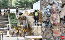 Sau phát hiện có thể 'viết lại lịch sử' TQ, Tứ Xuyên tiếp tục tìm thấy mộ cổ khổng lồ giữa trường đại học: Quá nhiều kho báu ở đây!