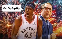 Pascal Siakam bị phạt hơn 1 tỷ đồng vì dùng từ tục tĩu xúc phạm HLV trưởng Toronto Raptors