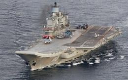 Rúng động vụ tham nhũng liên quan tàu sân bay duy nhất của Hải quân Nga
