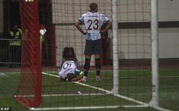 Arsenal thấp thỏm vì chấn thương của Odegaard