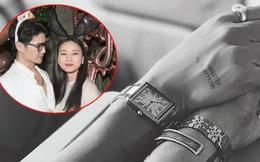 Huy Trần đăng ảnh tay trong tay kèm lời nhắn ngọt lịm, chả bõ công Ngô Thanh Vân 'làm nũng' bữa giờ!