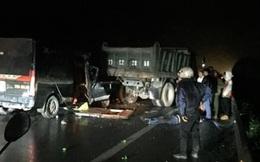 Xác định danh tính 3 người tử vong, 2 người bị thương trong vụ xe khách đâm xe tải ở Thái Nguyên