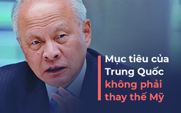 """Được hỏi về vấn đề Tân Cương, Đại sứ TQ phản bác thẳng thừng: """"Chúng tôi phải làm điều gì đó"""""""