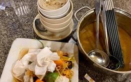 Đi ăn ngoài bấy lâu nay, đã bao giờ bạn biết cách làm nhân viên phục vụ 'ấm lòng' như thế này chưa?