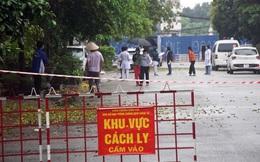 Cận cảnh chốt phong tỏa ở Hải Phòng sau ca mắc COVID-19 về từ Campuchia