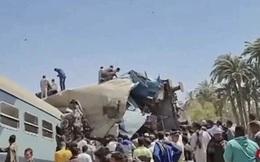 Tàu hoả bị húc đuôi, 32 người thiệt mạng