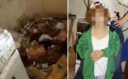Nghi ngờ người đàn ông, cảnh sát theo về nhà thì kinh hãi phát hiện cảnh tượng 19 con mèo và phản ứng lạ của bé gái 6 tuổi