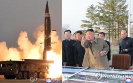 Vì sao ông Kim Jong-un không đến xem quân đội phóng tên lửa?