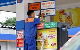 15h chiều nay, giá xăng tiếp tục tăng
