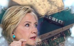 """Sự thật về thông tin """"bà Hillary Clinton buôn người trái phép"""" bằng con tàu đang làm nghẽn kênh đào Suez"""