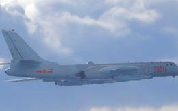 Đài Loan tố Trung Quốc đưa máy bay nhiều bất thường vào không phận