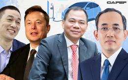Các tỷ phú Elon Musk, William Li đến Phạm Nhật Vượng, Năng 'Do Thái' đã dấn thân vào ngành ôtô của tương lai như thế nào?