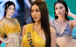 """Ngọc Thảo và hành trình tới top 20 Miss Grand 2020: Thần thái và body cực đỉnh, đôi chân dài 1m11 """"cực phẩm"""" nhưng học vấn gây tranh cãi?"""