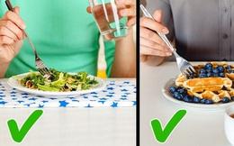 Thắc mắc ngàn năm gây tranh cãi: Rốt cuộc chúng ta có nên vừa ăn cơm vừa uống nước? Câu trả lời có thể khác với suy nghĩ số đông