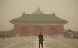 Bắc Kinh lại chìm trong bão cát