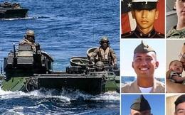 Nguyên nhân 9 quân nhân Mỹ chết đuối trong xe bọc thép đổ bộ