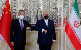 """Trung Quốc ký thỏa thuận hợp tác 25 năm với Iran, đẩy mạnh Sáng kiến """"Vành đai, Con Đường"""""""