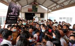 Myanmar: Quân đội bắn vào đám tang người biểu tình, hơn 3000 người chạy sang Thái Lan