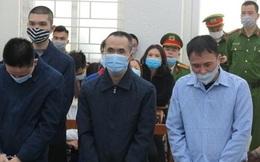 4 án tử hình và chung thân trong đường dây ma tuý liên tỉnh