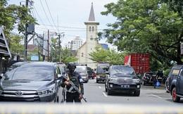Đánh bom liều chết kinh hoàng tại Indonesia