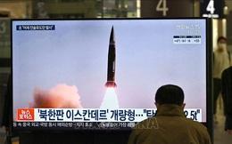 Quân đội Hàn Quốc theo dõi sát sao các động thái của Triều Tiên