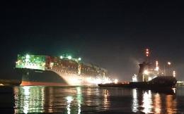 """Tiếng còi tàu hú vang kênh đào Suez: Thủy triều """"góp công lớn"""" trong cuộc giải phóng tàu Ever Given"""