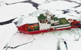 """Xích mích với phương Tây, liệu tham vọng về """"Con đường Tơ lụa Bắc Cực"""" của TQ có bị """"đóng băng""""?"""