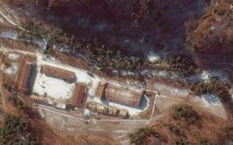 Ảnh vệ tinh làm lộ việc Triều Tiên cố giấu nơi cất vũ khí hạt nhân
