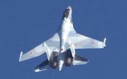 Su-35 lọt vào nhóm 5 máy bay chiến đấu hiện đại đẹp nhất