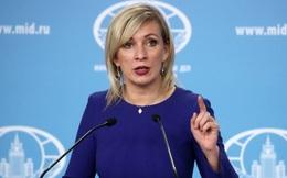 """Washington công bố lệnh trừng phạt, BNG Nga: Chúng tôi sẽ không nhẫn nhịn, Mỹ """"đừng đùa với lửa"""""""