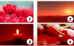 Trắc nghiệm tâm lý với màu đỏ: Người có tố chất lãnh đạo sẽ bị màu đỏ nào hấp dẫn?