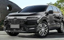 Honda CR-V đời mới lần đầu lộ diện: Nâng cấp mọi mặt, đe nẹt Mitsubishi Outlander đang làm bom tấn