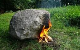 Bí ẩn tảng đá lạ phát sóng wifi khi bị đốt nóng