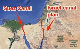 Mỹ từng cân nhắc dùng 520 quả bom hạt nhân để đào kênh thay thế Suez