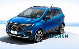 Xem trước Ford EcoSport đời mới: Đẹp lên trông thấy để lấy lại vị thế trước Kia Seltos