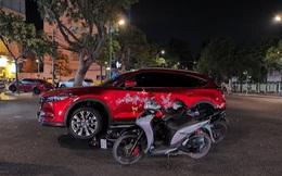 Theo dõi định vị, lái ô tô cán qua xe máy của 2 tên trộm chuyên nghiệp tại Vũng Tàu