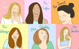 Nhận diện tính cách mỗi người qua kiểu cười, bạn thường cười như thế nào?