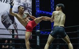 """Một cước làm nứt xương đối thủ Hàn Quốc, võ sĩ Việt nuối tiếc vì """"chiến thắng quá nhanh"""""""