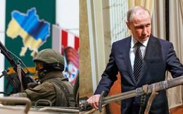 """Tướng Ukraine: Mặc đề xuất của ông Putin, hành động QS ở Donbass, Kiev đang tính """"tự sát""""?"""