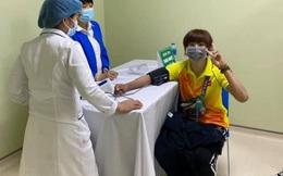 20 VĐV dự vòng loại Olympic Tokyo được tiêm vaccine Covid-19