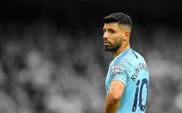 Aguero viết tâm thư tri ân Manchester City
