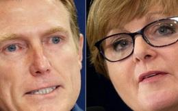 """Hai bộ trưởng Úc đồng loạt """"bay ghế"""" sau bê bối hiếp dâm chấn động"""